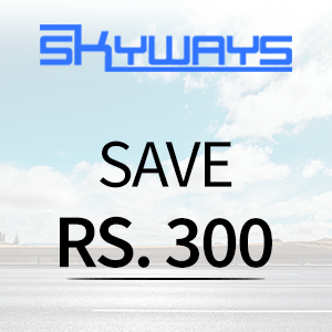 Skyways Business Class- Discount Offer