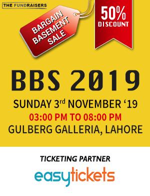 BBS - Bargain Basement Sale 2019