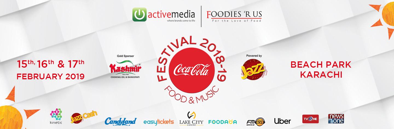 CokeFest - Karachi