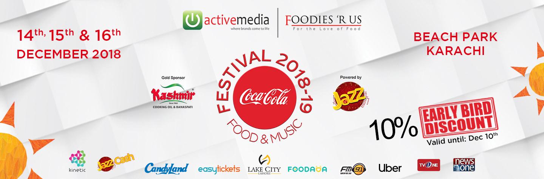 Coke Fest - Karachi