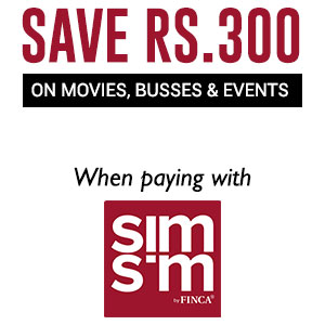 Pay Less and Save Big for Movies, Events and Buses!