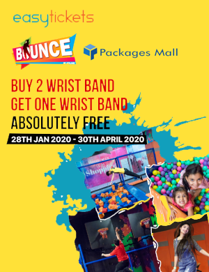 Bounce Packages Mall