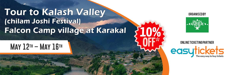 Tour to Kalash Valley
