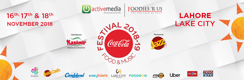 Coke Fest Lahore - LakeCity