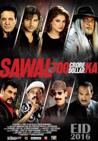 Sawal 700 Crore Dollar Ka (2018) Urdu 720p HDTV x264 1GB