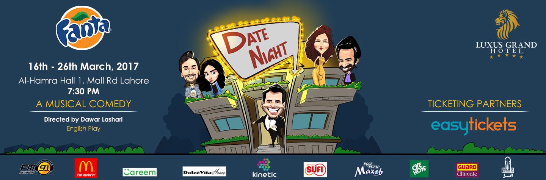 Date Night - A Musical Comedy