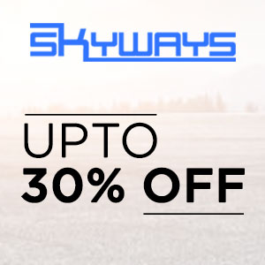 Skyways Luxury Class- Exclusive Discount Offer